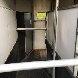 Ifor Williams HB 505 Double Horse Box Trailer - VG condition and just serviced