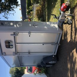 Silver HB403 2018 hardly used