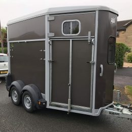 2017 Ifor Williams 506. Excellent condition.