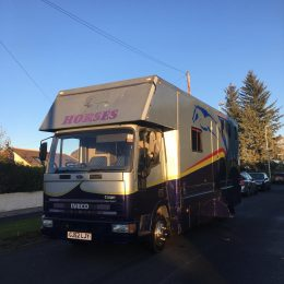 Very reliable Ford Iveco Tector, Smart Living