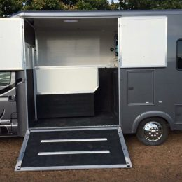Chaigley, 2014 3.5 T Horse box with living