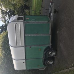 Sturdy and Reliable Richardson Trailer Newly Serviced